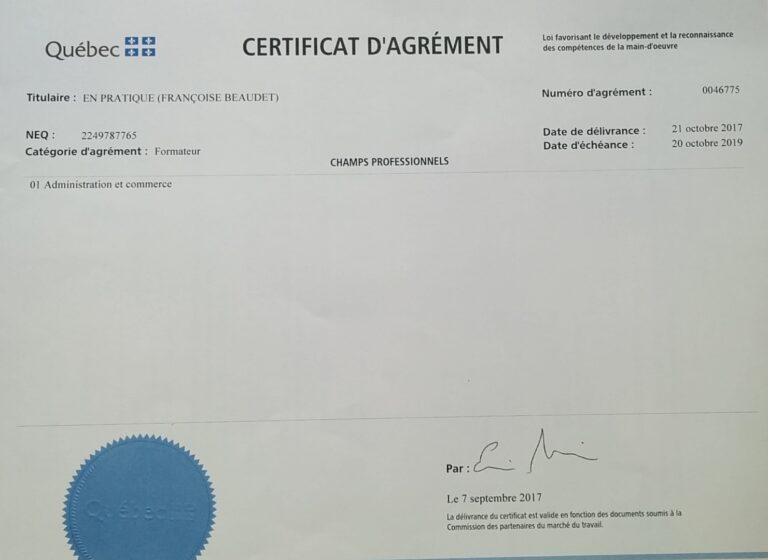 emploi_quebec_certificat_agrement_oct_2017