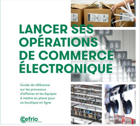 Lancer ses opérations de commerce électronique